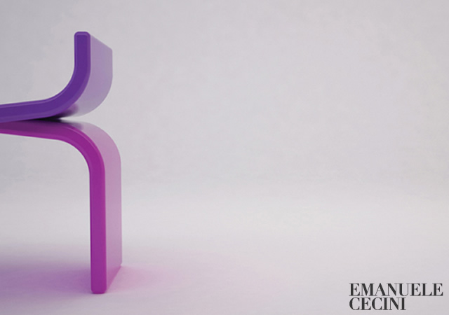 Tak stowable stool