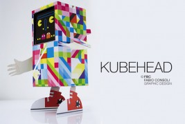 Kubehead paper toy - thumbnail_1