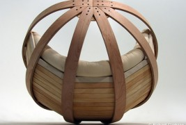 Cradle rocking chair - thumbnail_2
