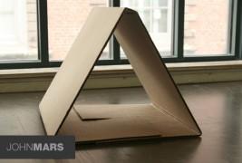 Cardboard chair - thumbnail_4