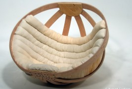 Cradle rocking chair - thumbnail_5