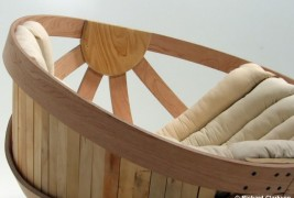 Cradle rocking chair - thumbnail_6