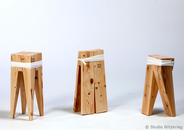 Just a stool – solo uno sgabello