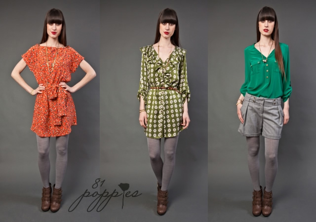81Poppies fall/winter 2011