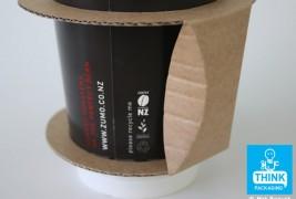 Cardboard takeaway cup - thumbnail_1