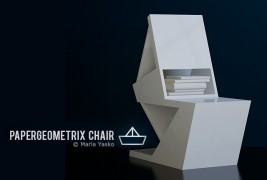 Papergeometrix chair - thumbnail_3