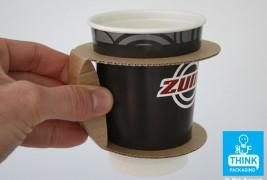 Cardboard takeaway cup - thumbnail_3