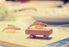 The world's smallest sushi - thumbnail_4