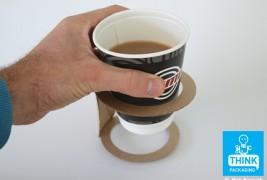 Cardboard takeaway cup - thumbnail_4