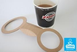 Cardboard takeaway cup - thumbnail_5