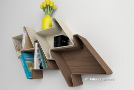Pied-de-Poule modular shelf
