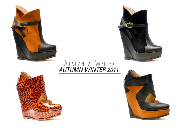 Atalanta Weller fall/winter 2011
