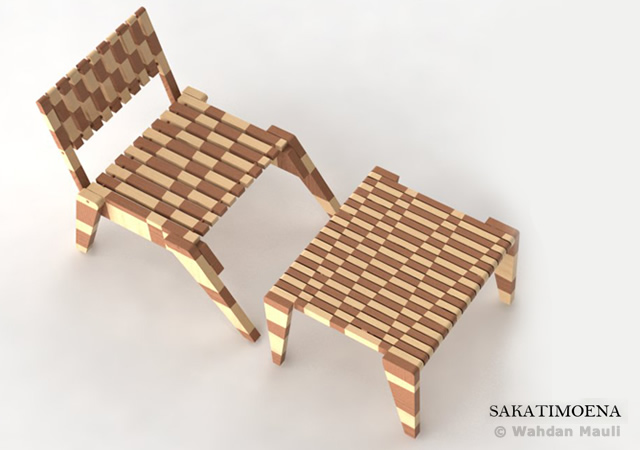 Sakatimoena green furniture