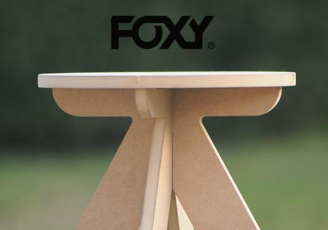 Foxy stool
