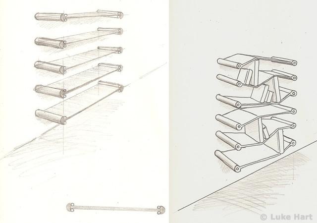Rubber Shelves En Themag