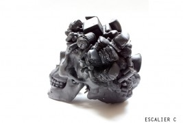 In momentum – skull sculpture - thumbnail_2