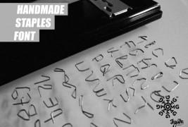 Staples – handmade typography - thumbnail_6