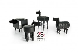Animals chair II