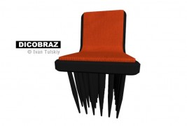 Dicobraz chair