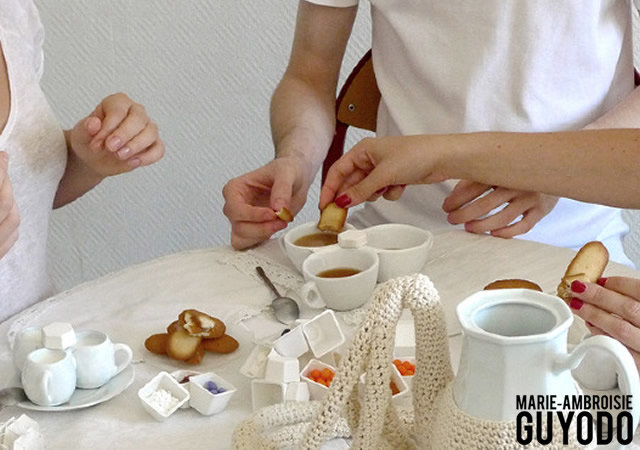 Human Tea project