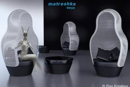 Matreshka armchair - thumbnail_5