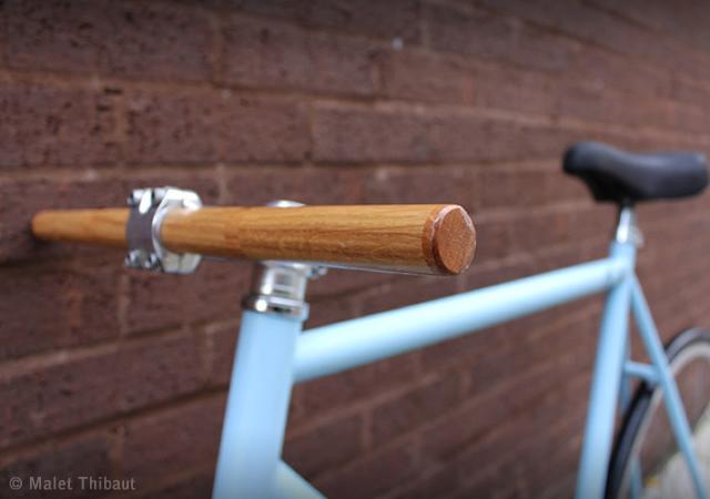Manubrio in legno