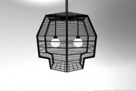 Exoesqueleto lamp