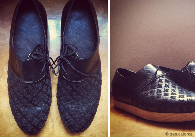 Tres.catorce men shoes