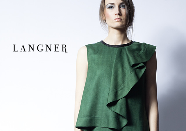Langner fall/winter 2011