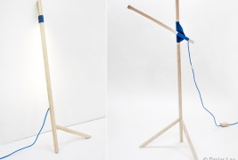 Folda floor lamp - thumbnail_4