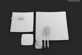 Intruders crockery set - thumbnail_3
