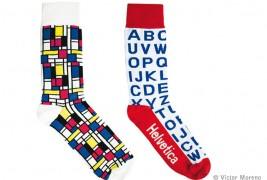 Cheapo socks by Victor Moreno