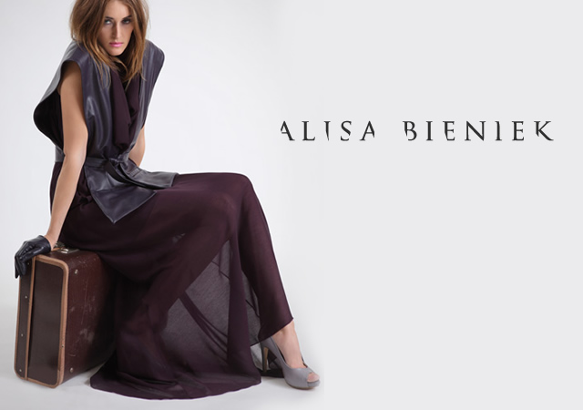 Alisa Bieniek primavera/estate 2012