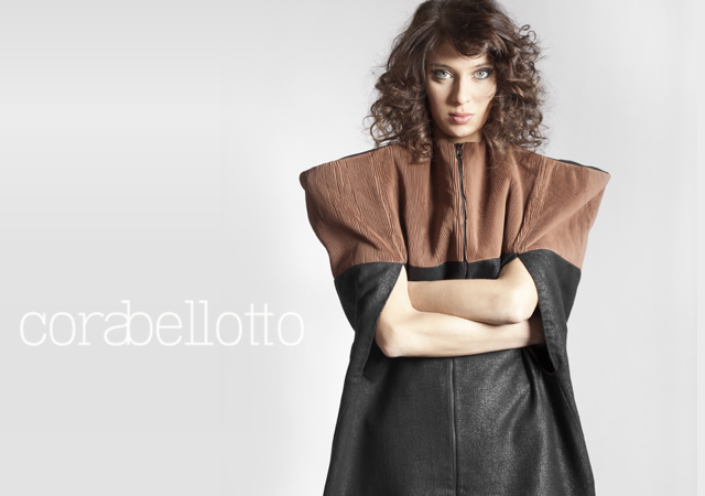 Cora Bellotto fashion designer