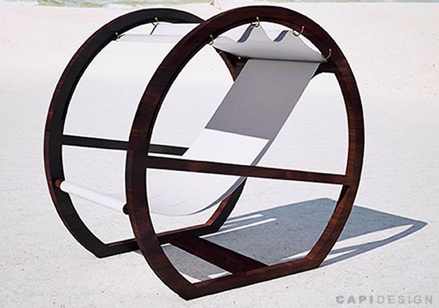 Rolo garden chair