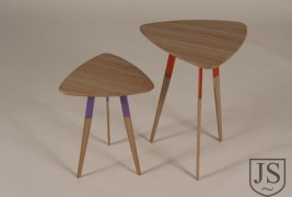 Oak Tri-Tables - thumbnail_3