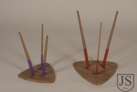 Oak Tri-Tables - thumbnail_4