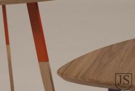 Oak Tri-Tables - thumbnail_5