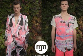 Makin Jan Ma spring/summer 2012