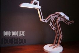 Dood Vogeltje lamp