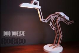 Dood Vogeltje lamp