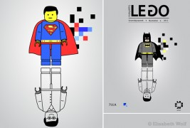 Lego Superheroes