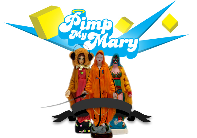Pimp my Mary