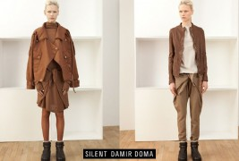 Silent Damir Doma fall/winter 2012 - thumbnail_1