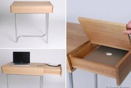 Extend desk