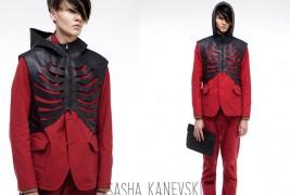 Sasha Kanevski spring/summer 2012 - thumbnail_4