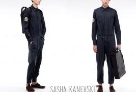 Sasha Kanevski spring/summer 2012 - thumbnail_8