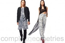 Complexgeometries spring/summer 2012