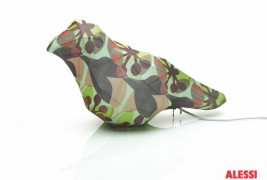 Bird lamp by Alessi - thumbnail_1