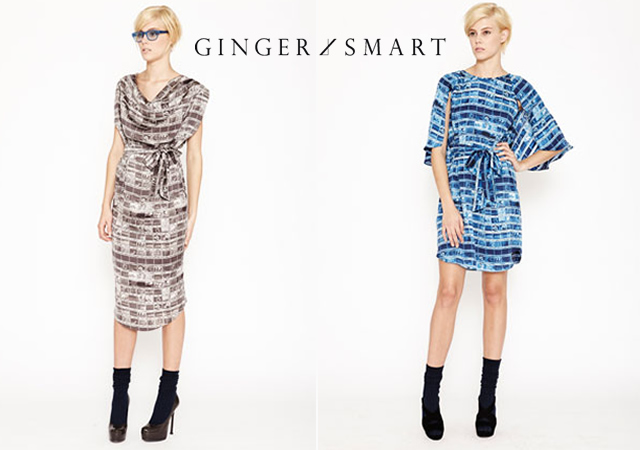 Ginger and Smart – Curio collection